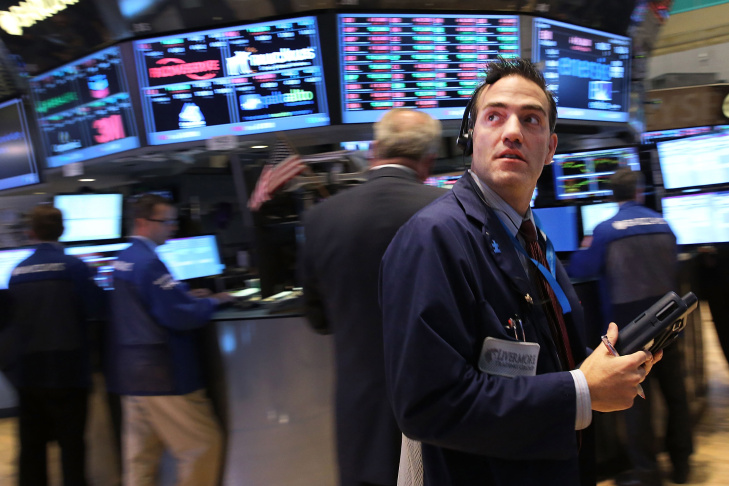Markets Slide Downward As Government Shutdown Enters Second Week