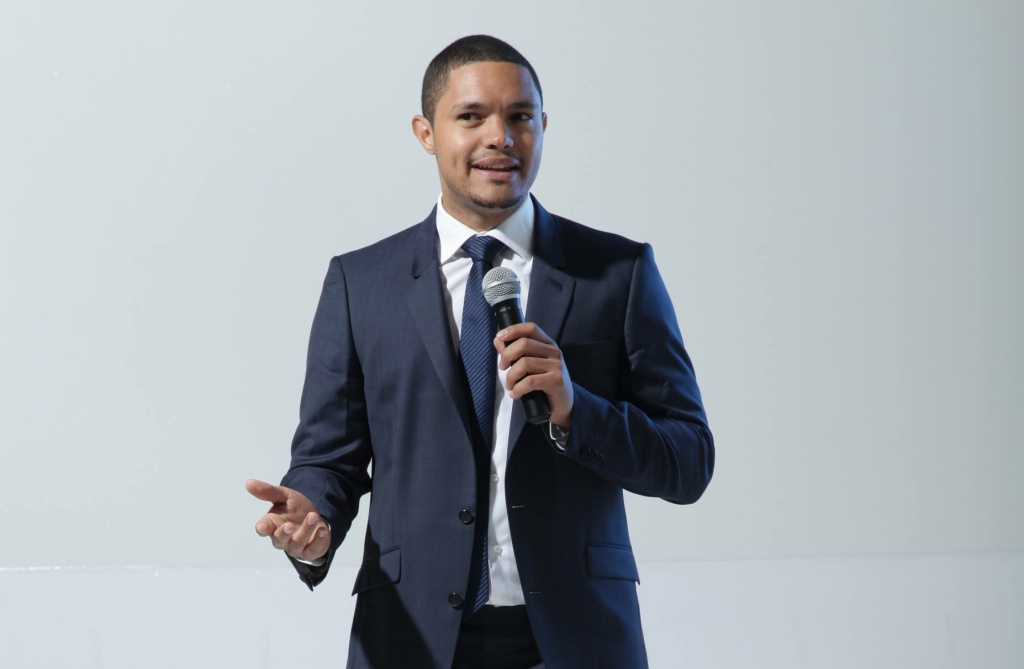 Trevor Noah is the new host of Comedy Central's