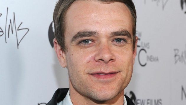 "Actor Nick Stahl arrives to the premiere of New Films Cinema's ""Burning Palms"" on January 12, 2011 in Los Angeles, California."
