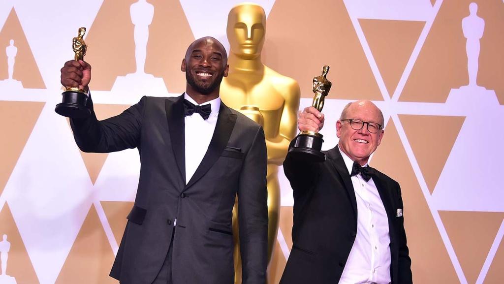 Kobe Bryant and Glen Keane won a 2018 Oscar for Best Animated Short Film for
