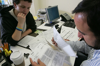Income tax payments this year will be nearly 13 percent lower than they were in 2008.