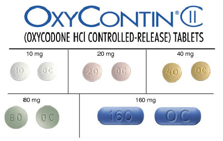 OxyContin causes more overdoses than heroin and cocaine combined, according to a report by the Centers for Drug Control.
