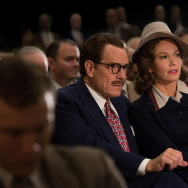 "Bryan Cranston stars as Dalton Trumbo and Diane Lane is his wife, Cleo, in Jay Roach's ""Trumbo."""