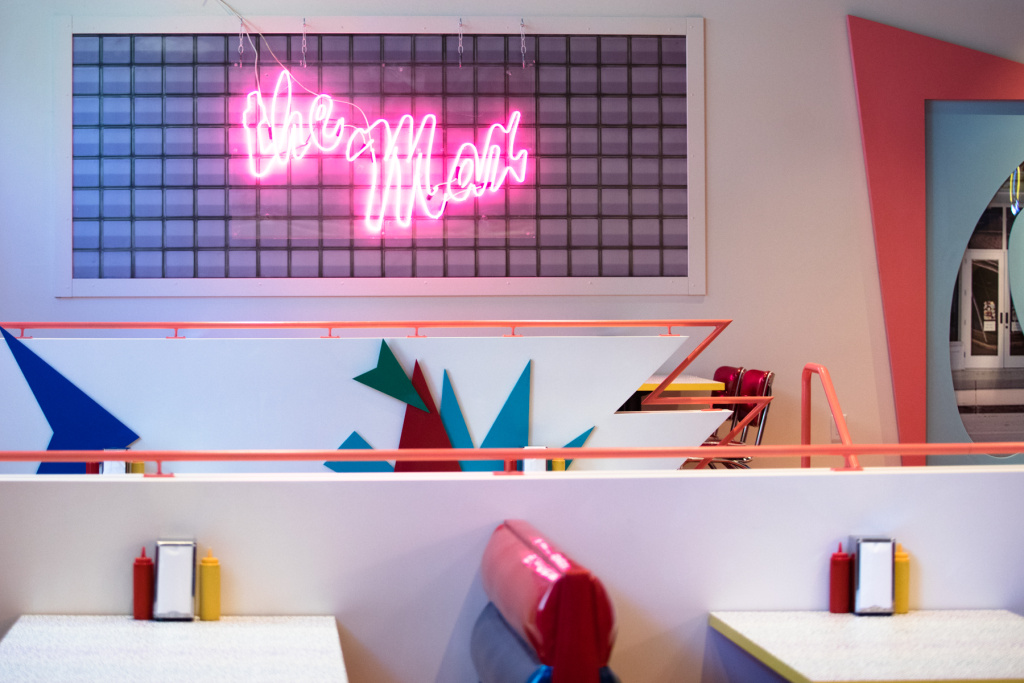 The Saved by The Max pop up restaurant is inspired by the cafe from Saved by the Bell, The Max