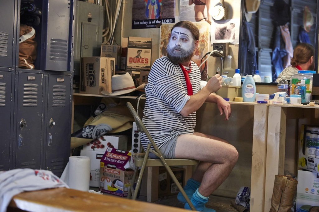 Zach Galifianakis in his FX comedy series