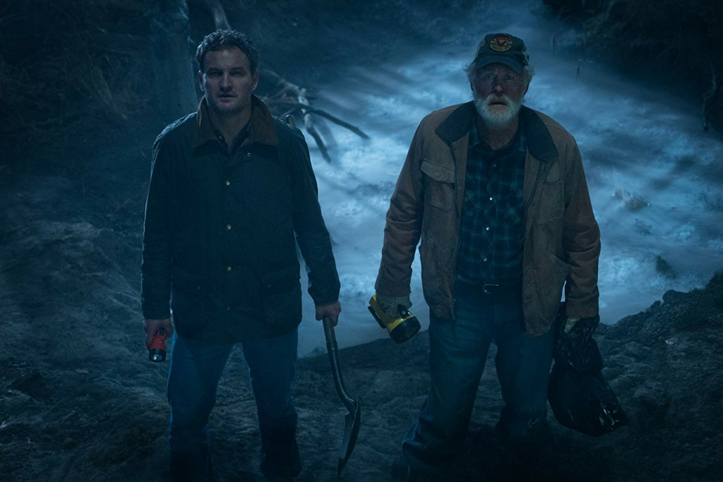 John Lithgow and Jason Clarke in