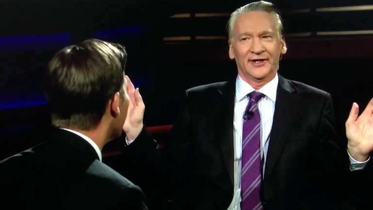 Bill Maher used the N-word during his interview with Nebraska Sen. Ben Sasse. HBO