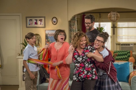 """The cast of Netflix's remake of Norman Lear's """"One Day at a Time."""""""