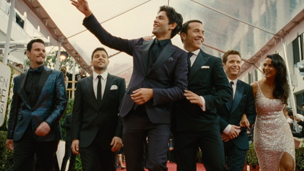 Adrian Grenier, Kevin Connolly, Jerry Ferrara, Kevin Dillon and Jeremy Piven star in