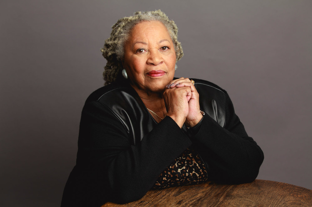 "Toni Morrison from""Toni Morrison: The Pieces I Am"