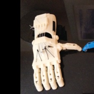 3D Printed Hands