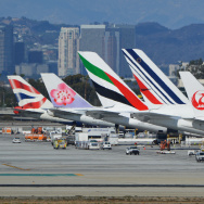 LAX is on pace to set a passenger record in 2014