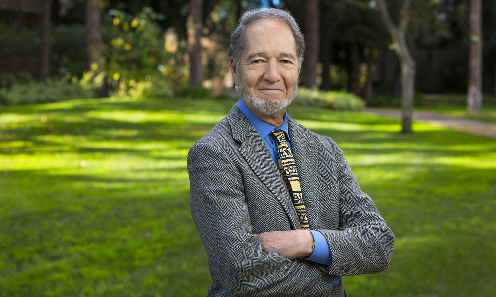 Scientist and Pulitzer Prize-winning author Jared Diamond