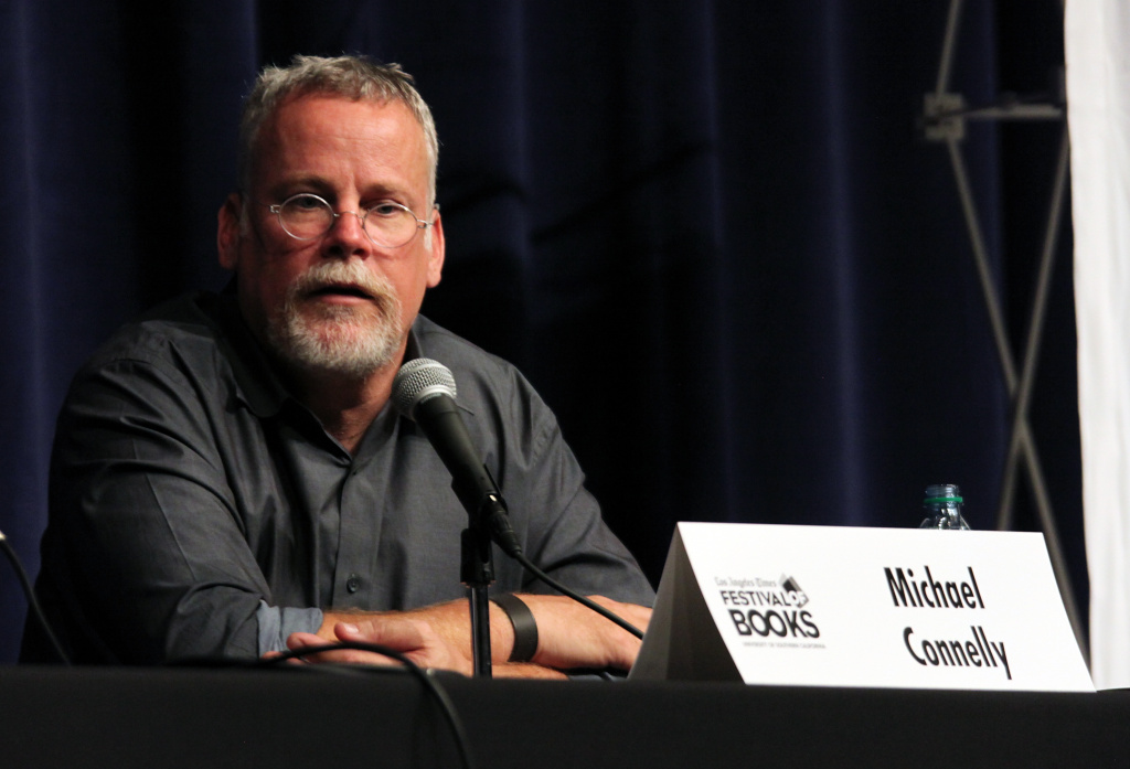 Author Michael Connelly attends the 16th Annual Los Angeles Times Festival of Books - Day 1 at USC on April 30, 2011 in Los Angeles, California.