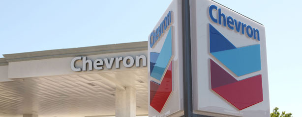 A Chevron service station July 9, 2009 in San Rafael, California.