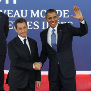 World Leaders Gather In Cannes For The G20 Summit
