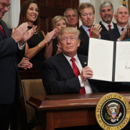 President Trump Signs Executive Order To Promote Healthcare Choice