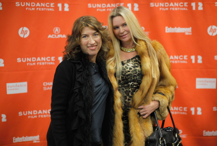 """The Queen Of Versailles"" - Arrivals - 2012 Sundance Film Festival"