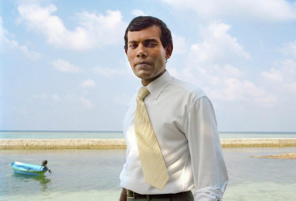 "Pres. Mohamed ""Anni"" Nasheed"