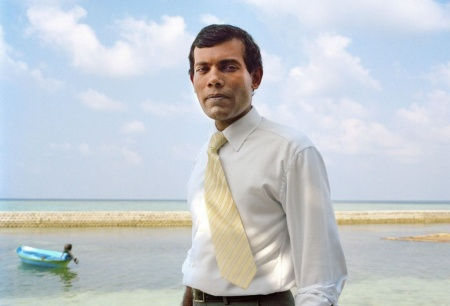 "Pres. Mohamed ""Anni"" Nasheed (The Island President)"