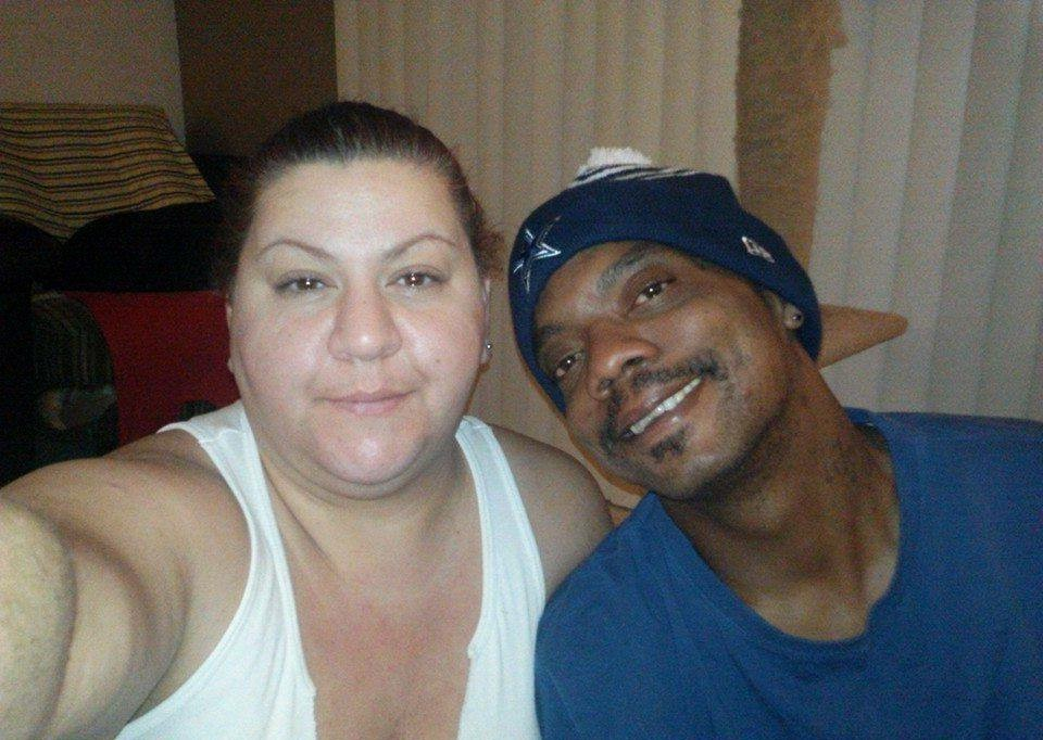 Brett Phillips, seen here with his fiancée, was incarcerated at Men's Central Jail in February 2009. A beating he received is now the subject of federal charges against two Los Angeles County Sheriff's deputies.