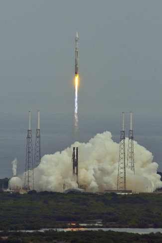 US-SPACE-MAVEN-LAUNCH