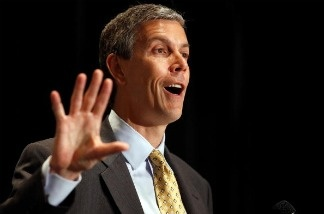 U.S. Secretary of Education, Arne Duncan