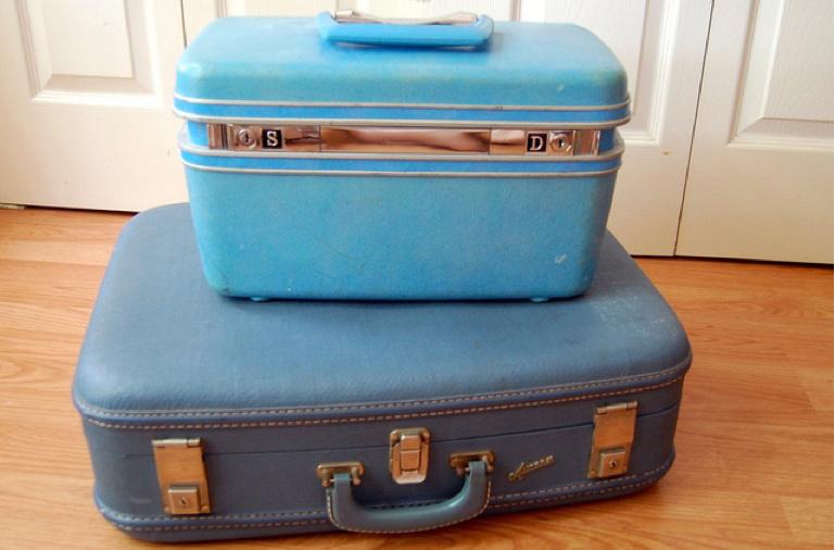 travel tourism suitcases