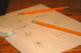 Math homework.