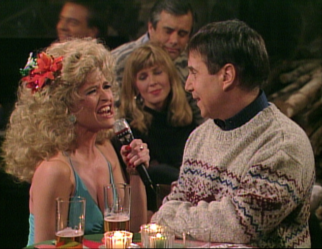 Marvelous Sweeney Sisters Christmas Party Video Part - 3: Video: Former U0027Saturday Night Liveu0027 Star Jan Hooks Dies; Watch 12 Of Her  Most Memorable Sketches   Without A Net   89.3 KPCC