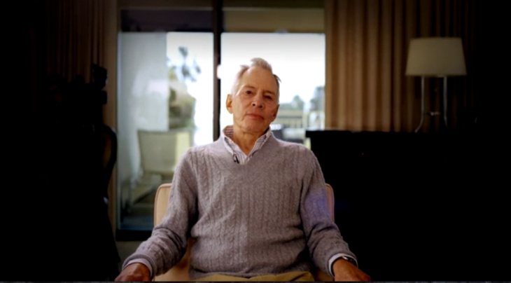 Robert Durst in HBO's