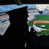 LAPD Takes Over Security At Dodgers Games After Attack On Giants Fan
