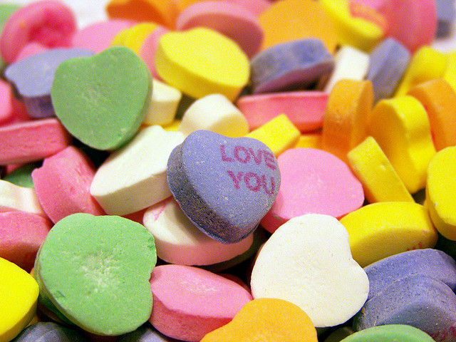 This Valentine's Day, people across the country will spend $1.6 billion on candy.