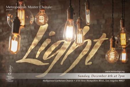 """Light"" by Metropolitan Master Chorale"