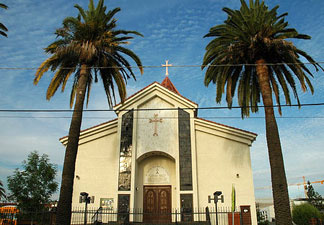 St. Garabed Armenian Apostolic Church in Los Angeles