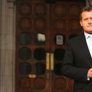 Paul Burrell Gives Evidence At Diana Inquest