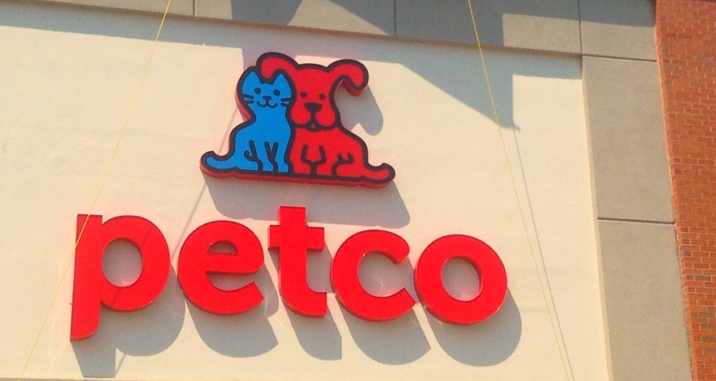 Petco said it's removed all remaining Chinese-made dog and cat treats from its website and stores nationwide because of concerns they've sickened thousands of pets.