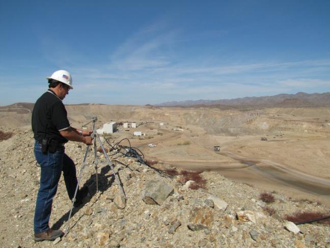 Future mega-landfill in Mesquite