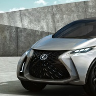 With it's moon rover looks, this concept is Lexus' idea for a small yet luxurious urban vehicle of the future.