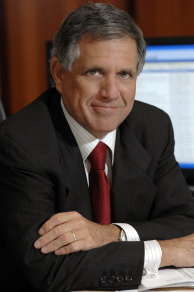 TV in the age of the internet:  Les Moonves on the melding of media