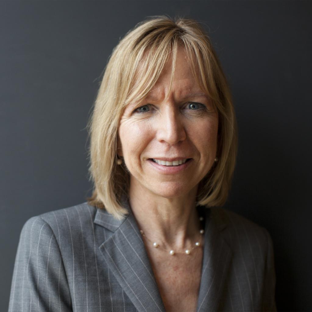 KPCC's Executive Editor Melanie Sill