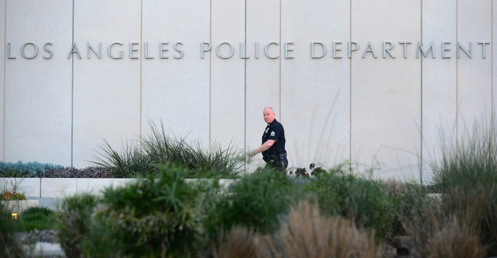 An audit of LAPD's station security cameras found serious gaps in footage on critical events.