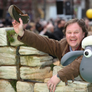 "Justin Fletcher attends the European premiere of ""Shaun The Sheep Movie"" at Vue Leicester Square on January 25, 2015 in London, England."