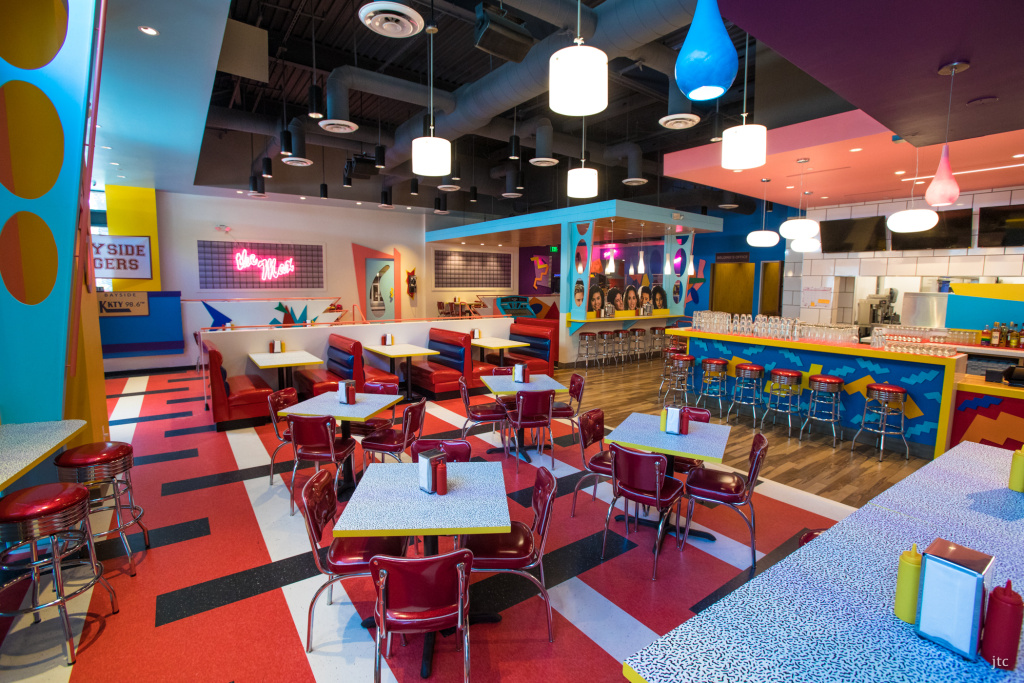 The Saved by The Max diner wants to makes fans of