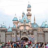 at Disneyland in Anaheim, California on July 24, 2017.
