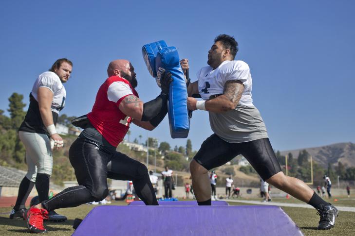 LA Kiss Training Camp - 1