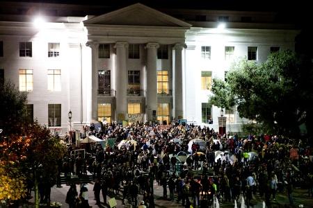 UC Berkely Protest