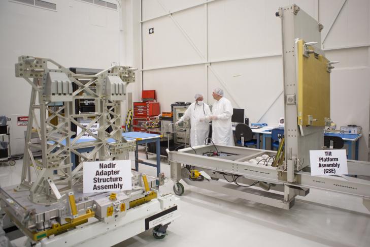 JPL Earth Missions