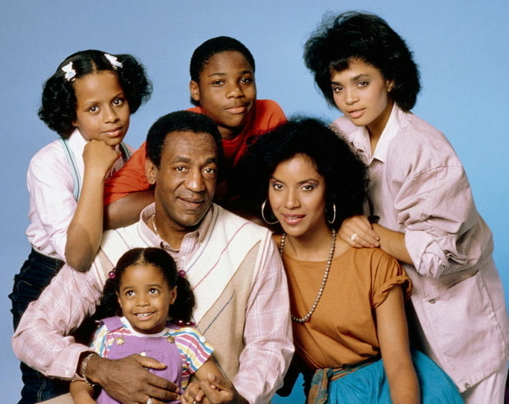 Bill cosby family photos - The Original Cast Of The Cosby Show