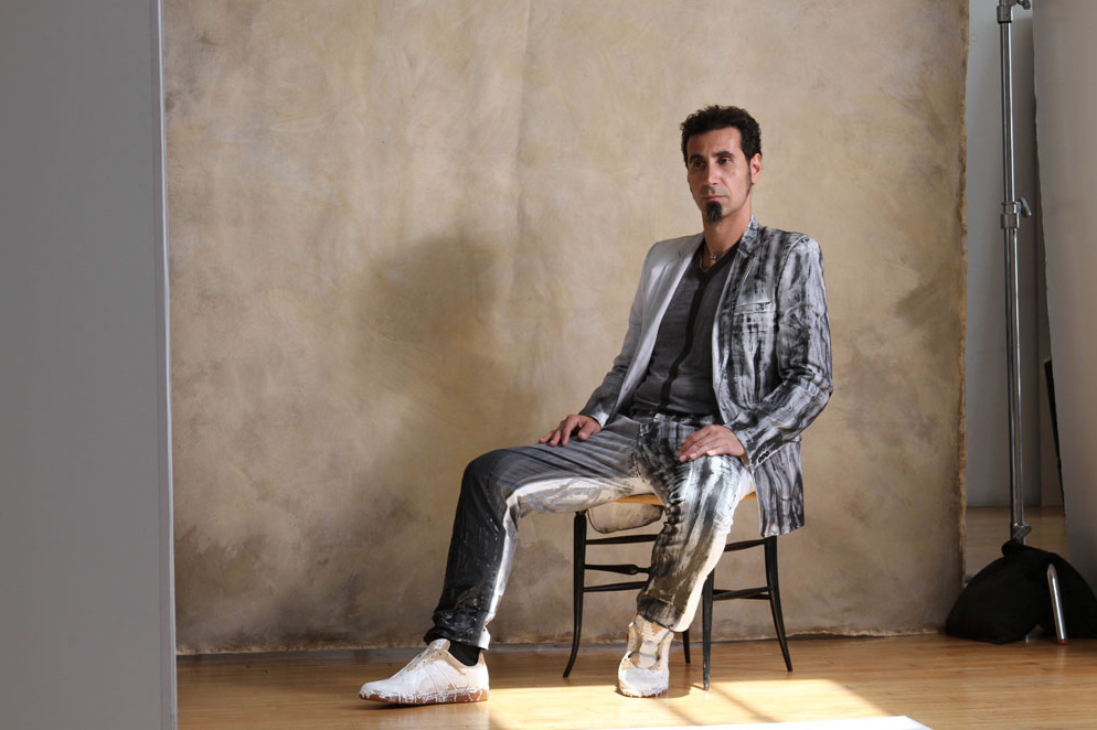 Serj Tankian performs his orchestral works at Cal State Northridge's Valley Performing Arts Center on Nov. 10 and 12.